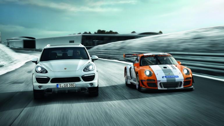 Porsche ile Kırılma Noktası ?