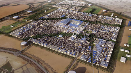Masdar 2011 : Çöldeki Yeşil Dünya!