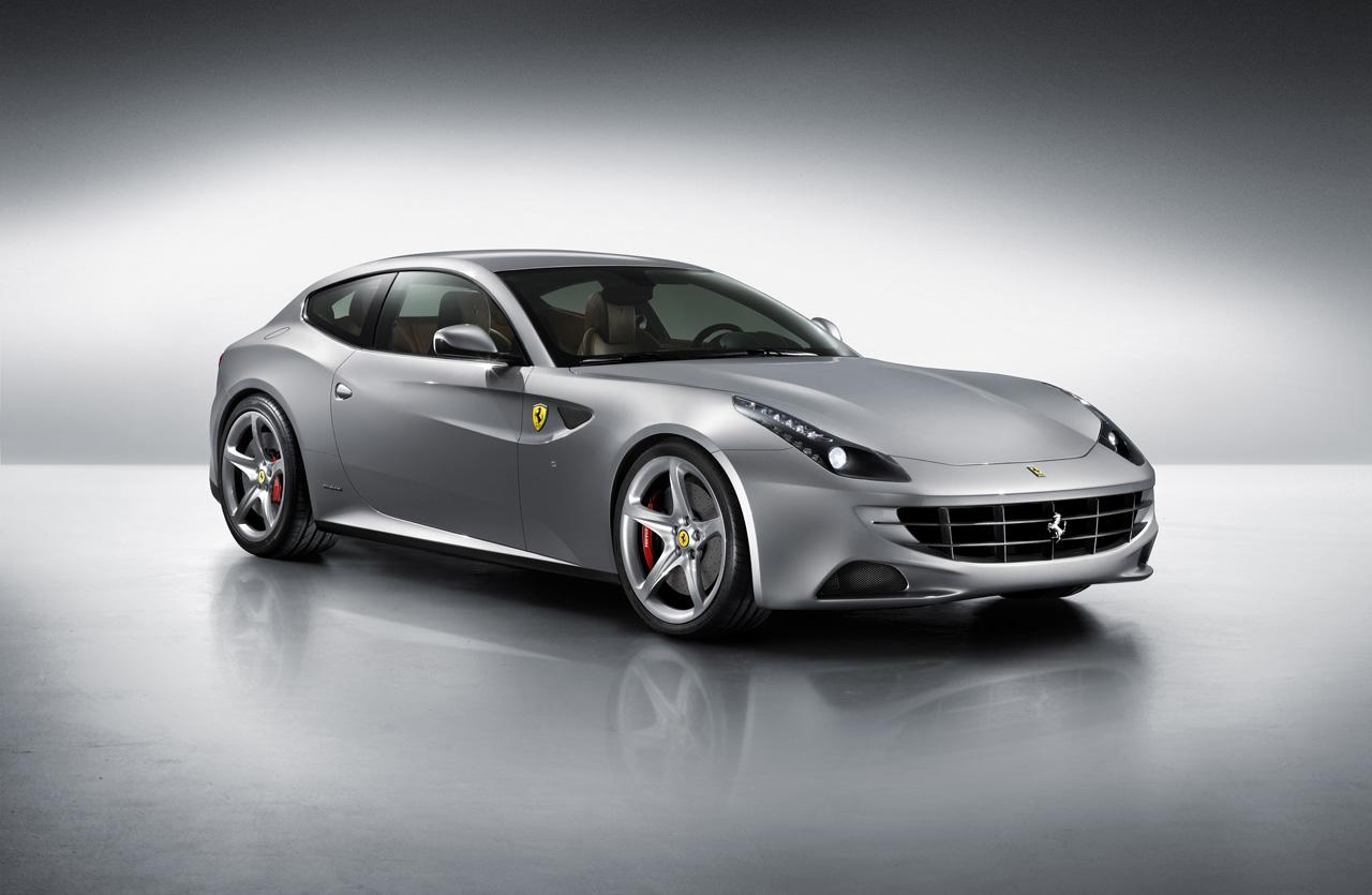 Ferrari FF ile Dört Dörtlük Yeni Dönem