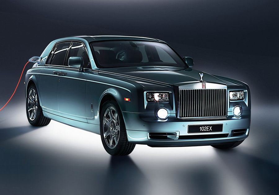 Abartma Rolls Royce ..