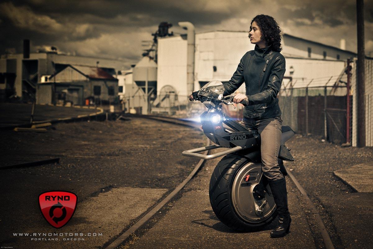 Tek Tekerlekli Motor – Ryno