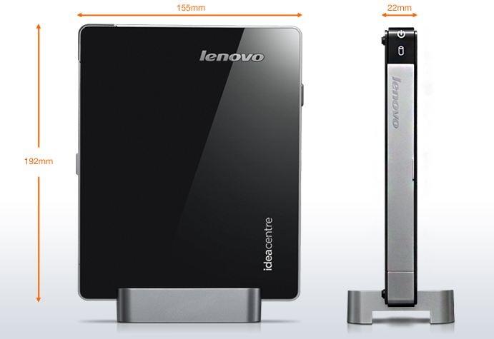 Lenovo'dan dünyanın en küçük Desktop'ı